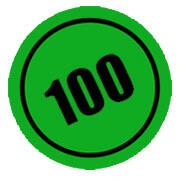 100 Записей